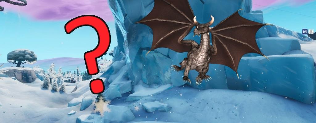 In Fortnite schmelzen langsam die Eisberge – Wird es Zeit für die Drachen?