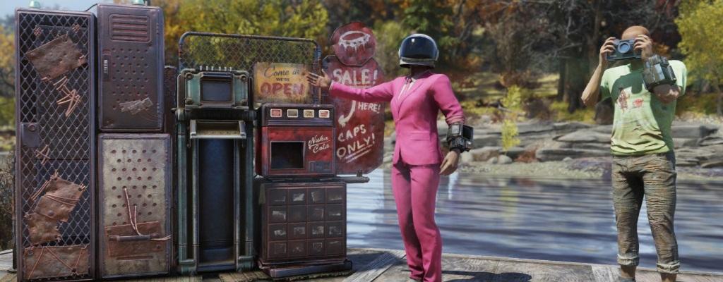 Patch 9 von Fallout 76 bringt endlich Spieler-Shops – Die Patch Notes