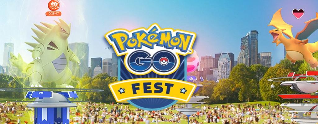 3 Shinys, die zu den GO Fests in Pokémon GO kommen könnten
