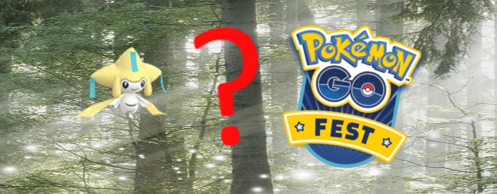 Leak sagt: Jirachi kommt zum GO Fest von Pokémon GO – Doch auch zu uns?
