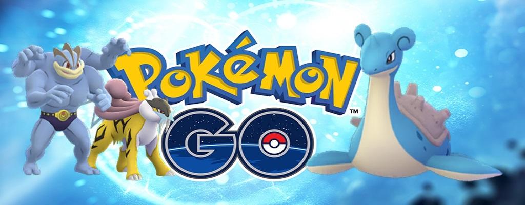 So besiegt Ihr Lapras in Pokémon GO zu zweit – Schon mit Level 30