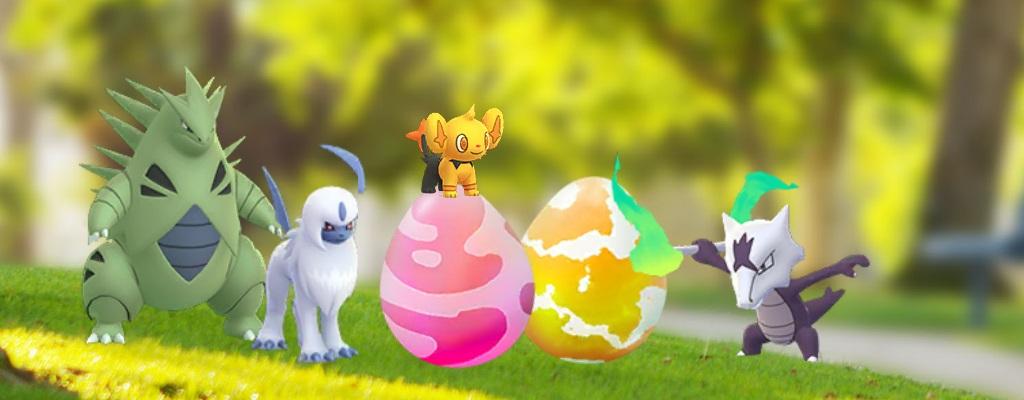 Pokémon GO: Raid-Bosse im Juni bringen seltenen Formenwandler und viele Shinys