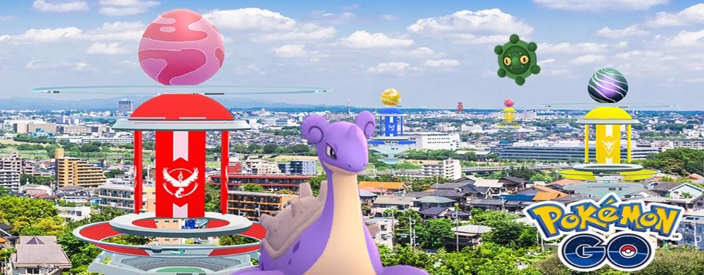Alle Infos zur Raid-Woche in Pokémon GO mit Lapras-Tag und diesen Boni