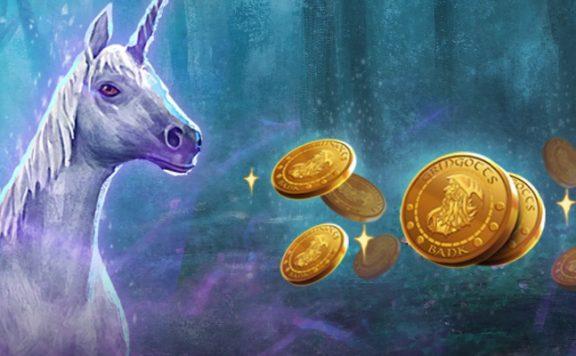 Titelbild Wizards Unite Event Einhorn