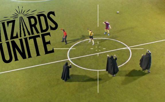 Titelbild Wizards Unite Kampf