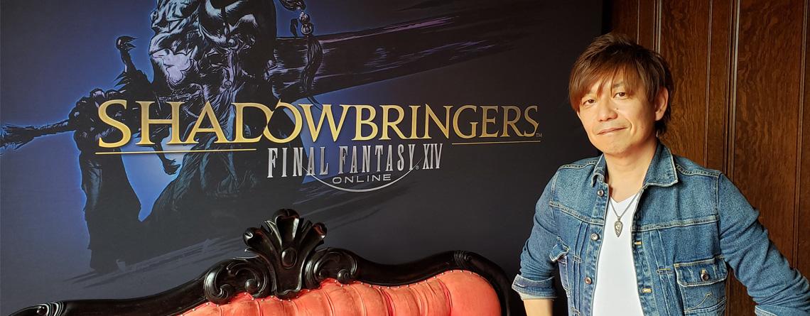 Chef von Final Fantasy XIV will bessere Grafik, aber es gibt 2 Probleme