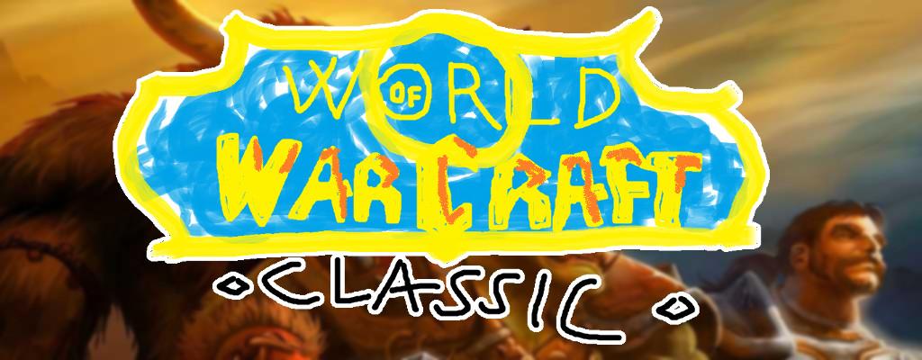 Fans wollen so dringend WoW Classic spielen, dass sie Charaktere in Paint basteln