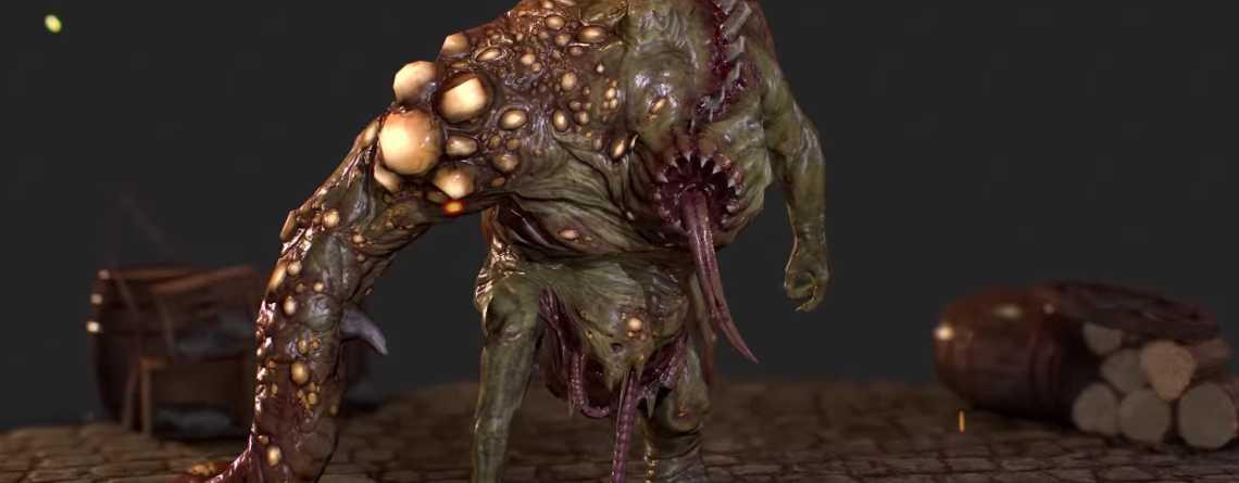 """Neues Video zum """"Warhammer-Diablo"""" Chaosbane zeigt widerliche Monster"""