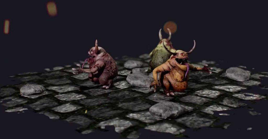 Warhammer Chaosbane Nurglings