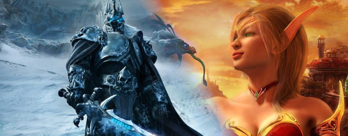 Blizzard sagt: Wenn WoW-Fans es wollen, bringen sie auch BC und den Lich King zurück