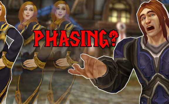 WoW title classic phasing question 1140×445