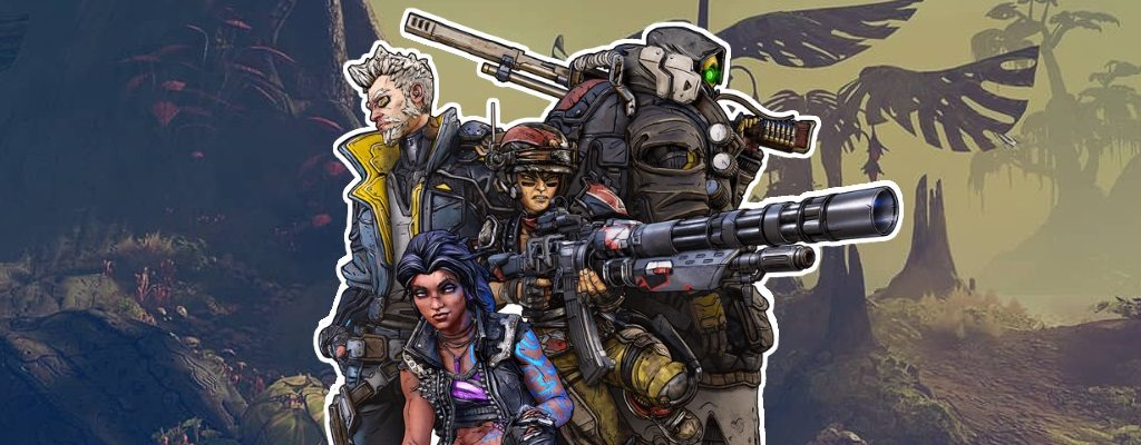 Borderlands 2 Squad