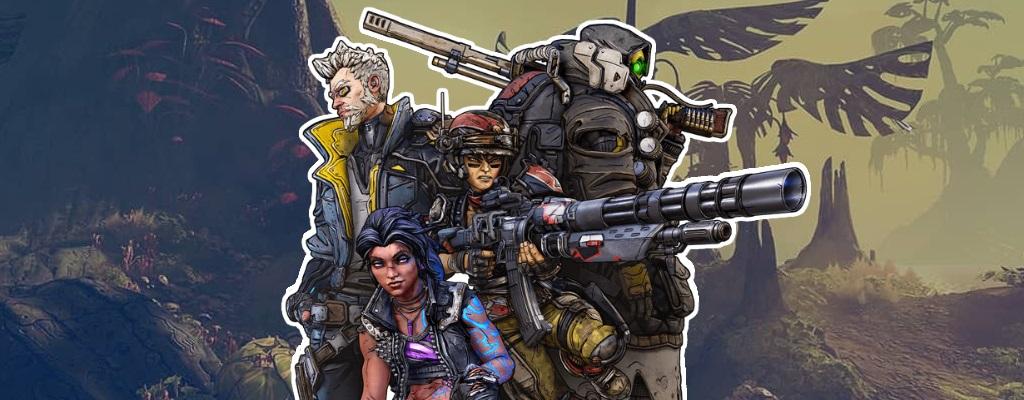 Borderlands 3: Das sind die neuen Klassen und das können sie
