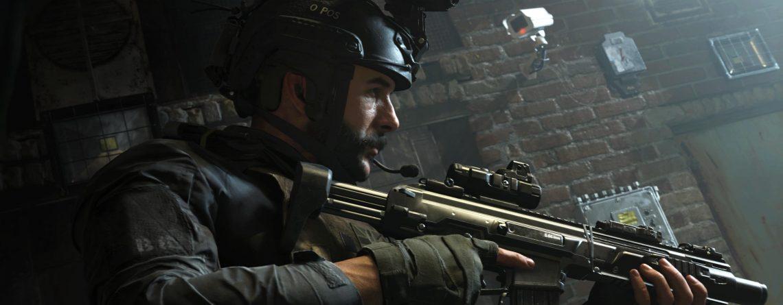 Call of Duty: Modern Warfare zeigt auf E3 erste Screenshots aus dem Multiplayer