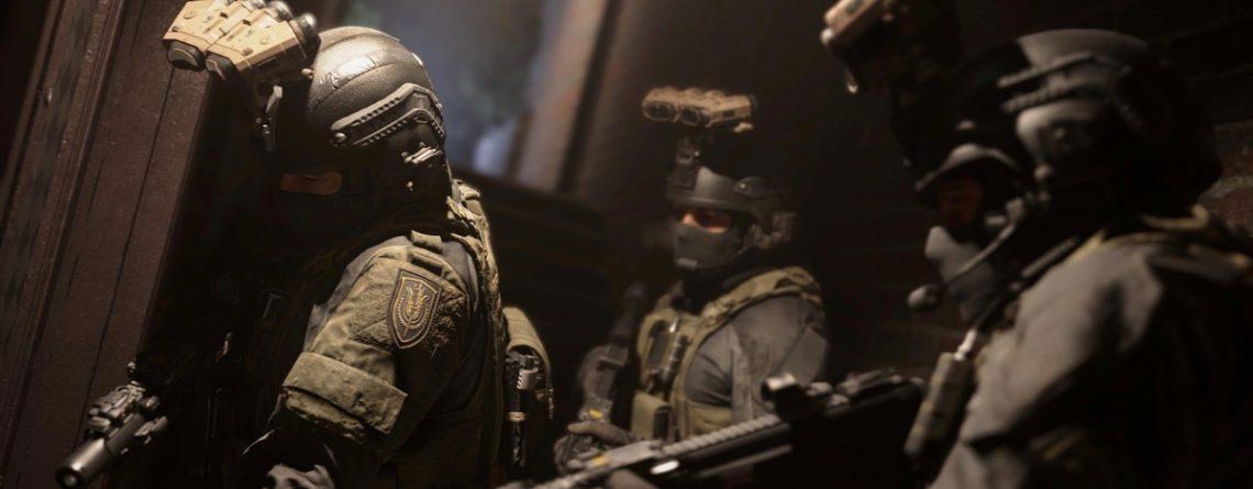 Mit Modern Warfare bekommt Call of Duty nach 14 Jahren eine neue Engine
