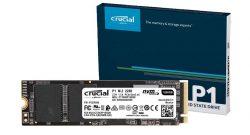 Crucial SSD 1 TB