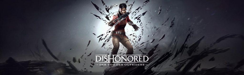dishonored sale
