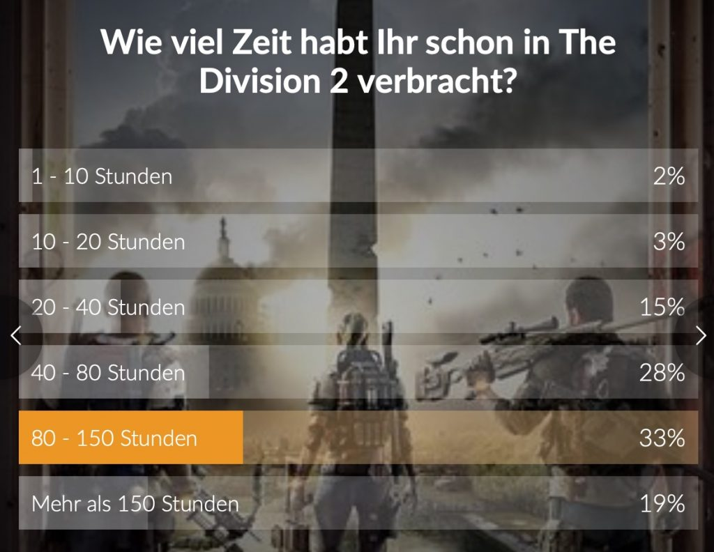 div2 spielzeit umfrage