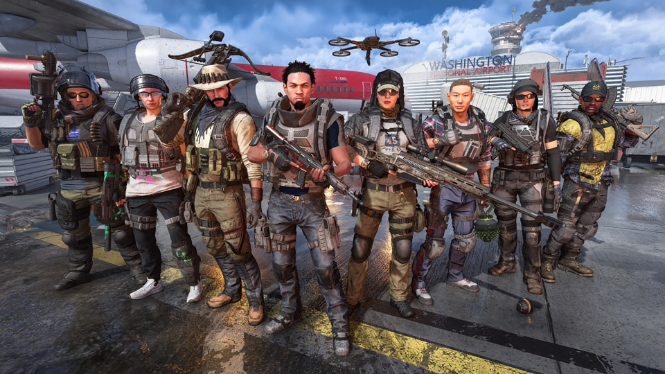 The Division 2: Wartung am 16 05
