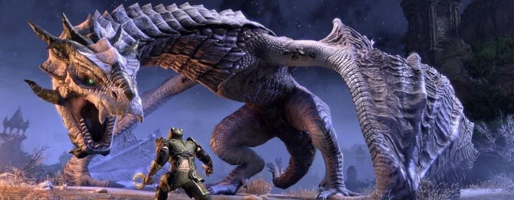 ESO: So beeindruckend sehen die Drachen aus, die ihr bald in Elsweyr jagt