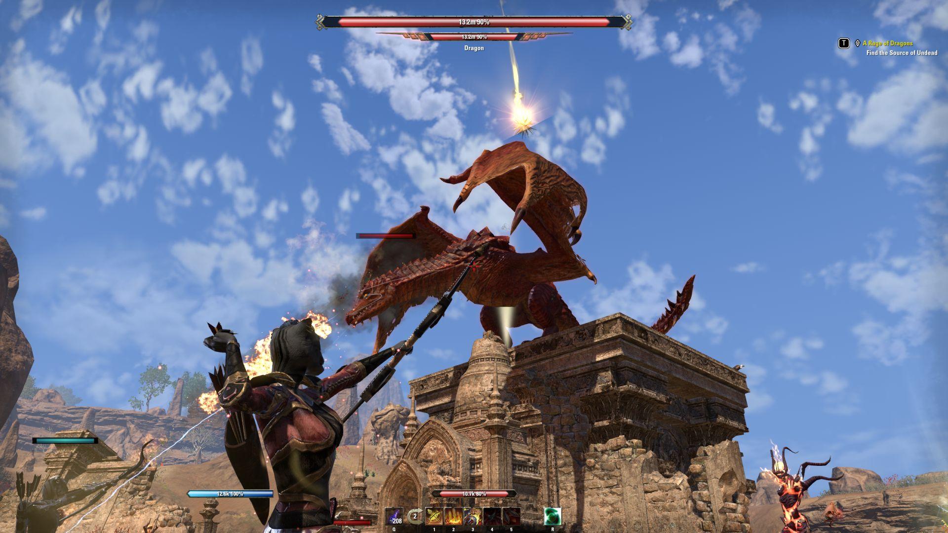 ESO Elsweyr: Wartungsarbeiten vorbei, Elsweyr jetzt auf PS4 und Xbox One
