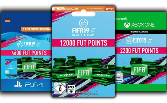FIFA Points für FIFA 19 kaufen