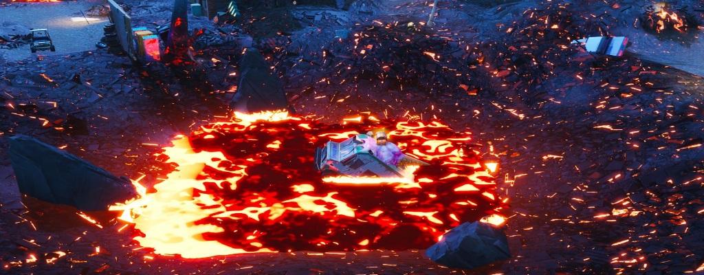 Der berühmteste Ort von Fortnite wurde zerstört – So reagieren die Fans