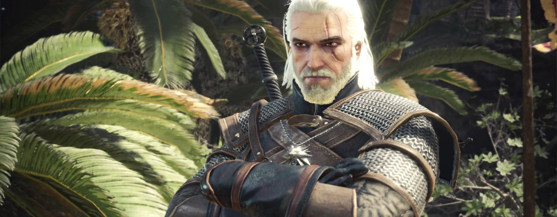 Monster Hunter World: Witcher-Event-Guide – So bekommt ihr alle Belohnungen