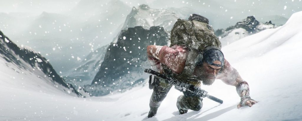 Ghost Recon Breakpoint Schnee