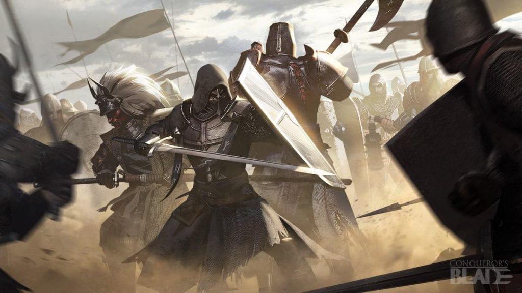 conqueror's blade concept art