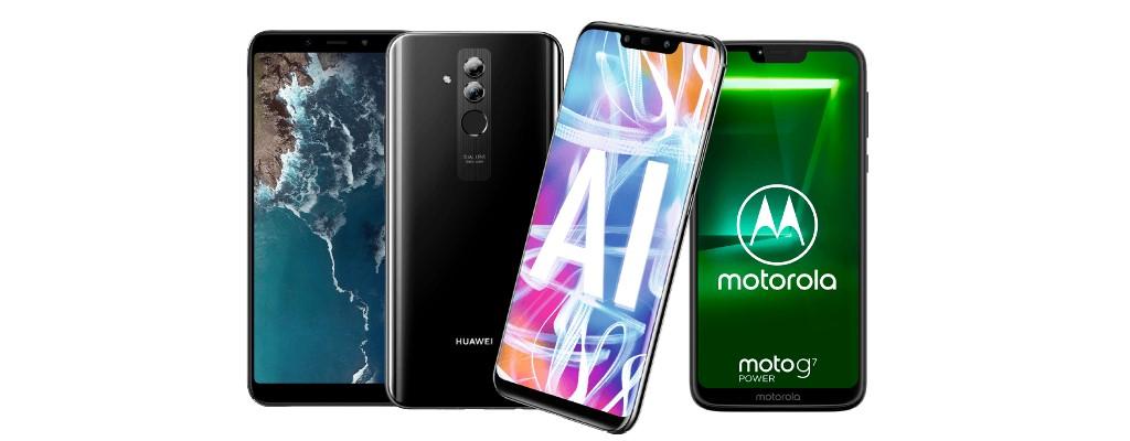Smartphone-Fieber bei MediaMarkt: Huawei Mate 20 Lite & mehr reduziert