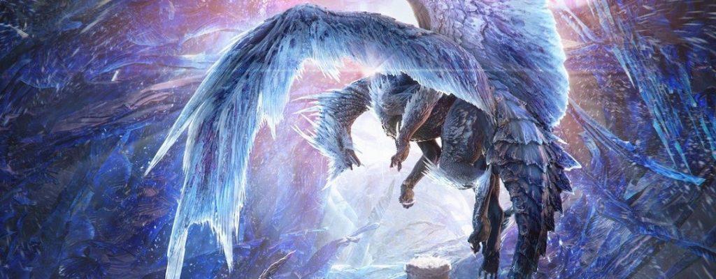 monster hunter world iceborne cover