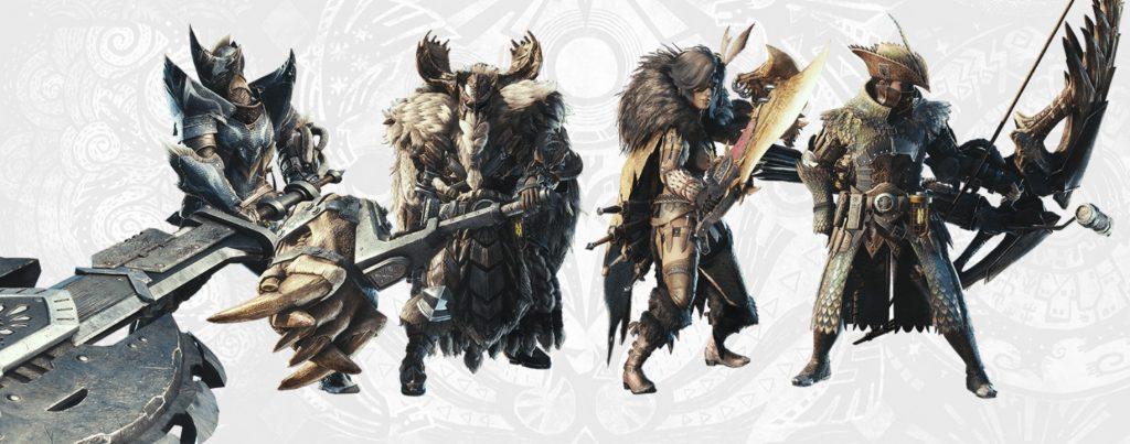 Monster Hunter World Iceborne neue Waffen und Rüstungen