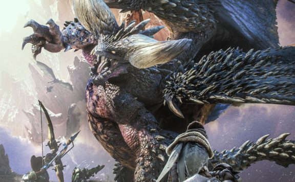 monster hunter world nergigante header