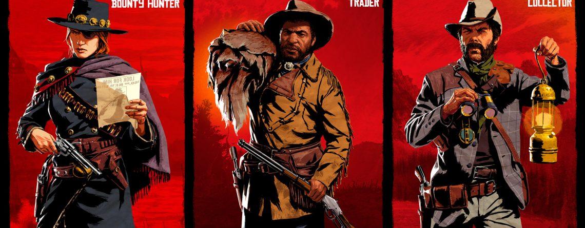 Online-Modus von Red Dead Redemption 2 stellt nächstes großes Feature vor: 3 Rollen