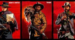 Red Dead Online neue Rollen