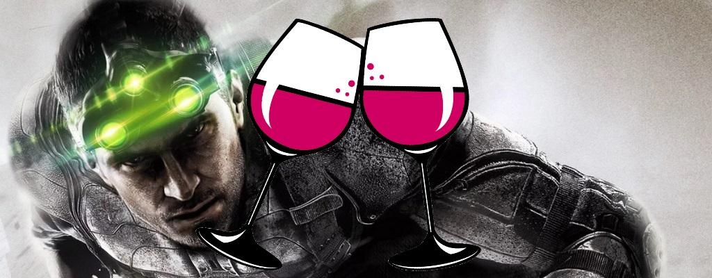 Ubisoft-Entwickler ist in Weinlaune und trollt mit Ankündigung zu Splinter Cell