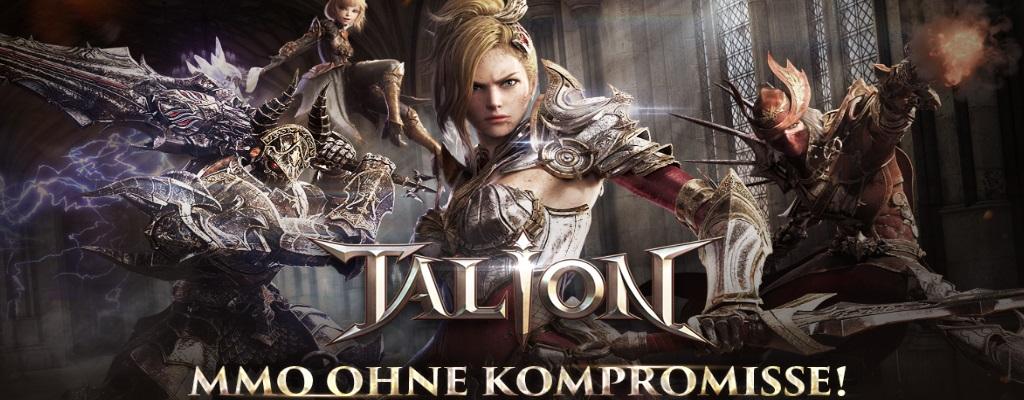 Das alles steckt in Talion, dem neuen MMORPG für Mobile