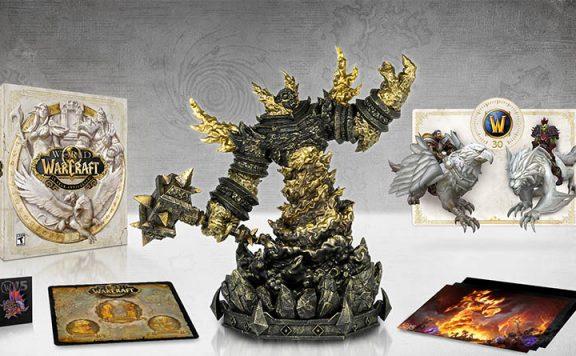 WoW 15th Anniversary Collectors Edition