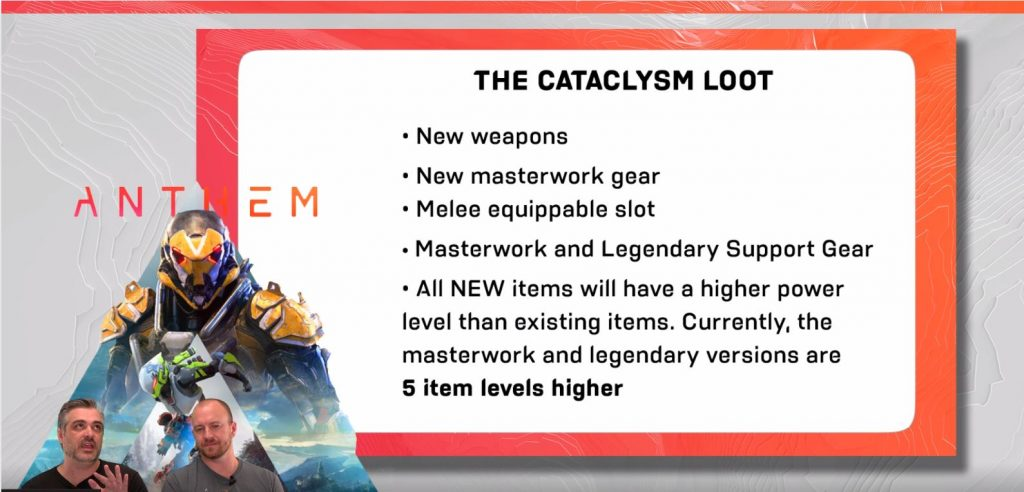 Anthem-Cataclysm-Loot