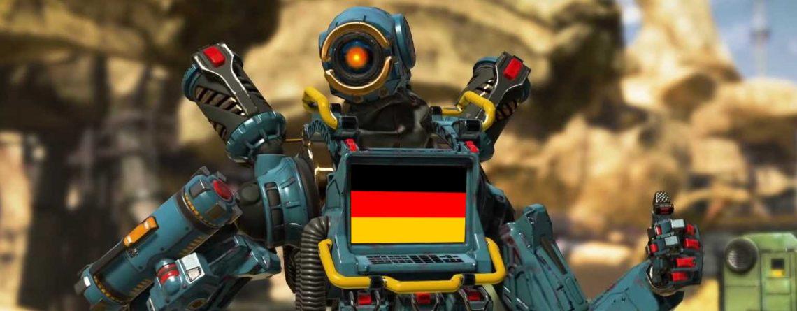 Die Legenden Von Apex Legends Klingen Lustig Auf Deutsch