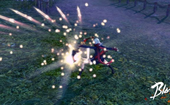 Archer Blade and Soul News