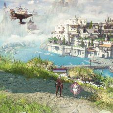 Astellia Quest-Gebiet Screenshot