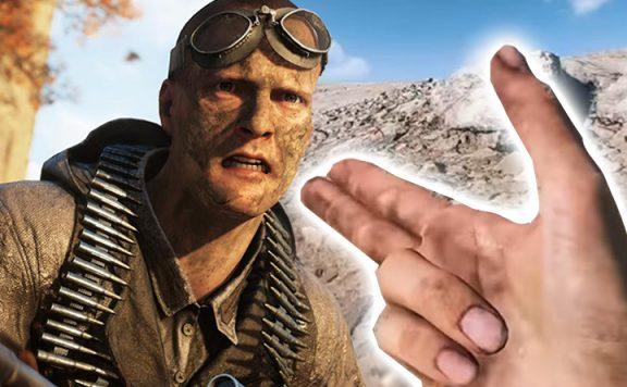 Battlefield 5 Fingerpistole Titel