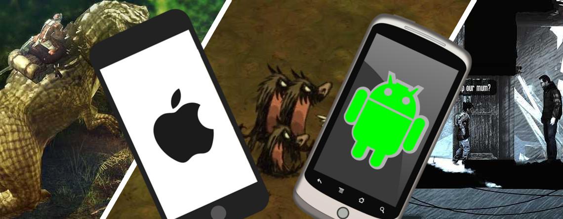Die 9 besten Mobile-Survival-Games für Android und iOS