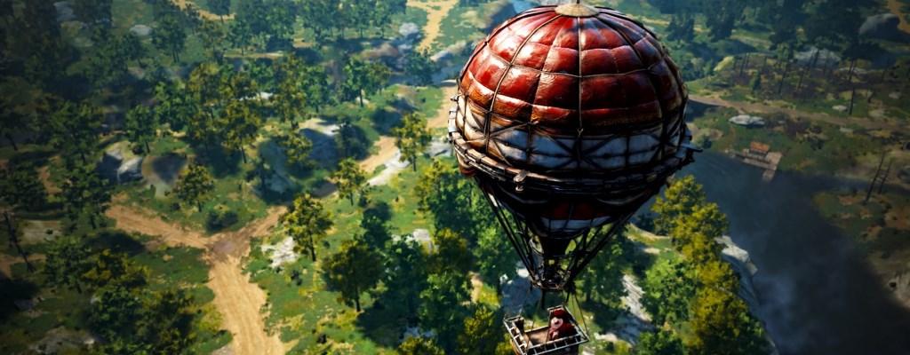MMORPG Black Desert bringt wunderschöne Ballonfahrten, aber Veteranen meckern