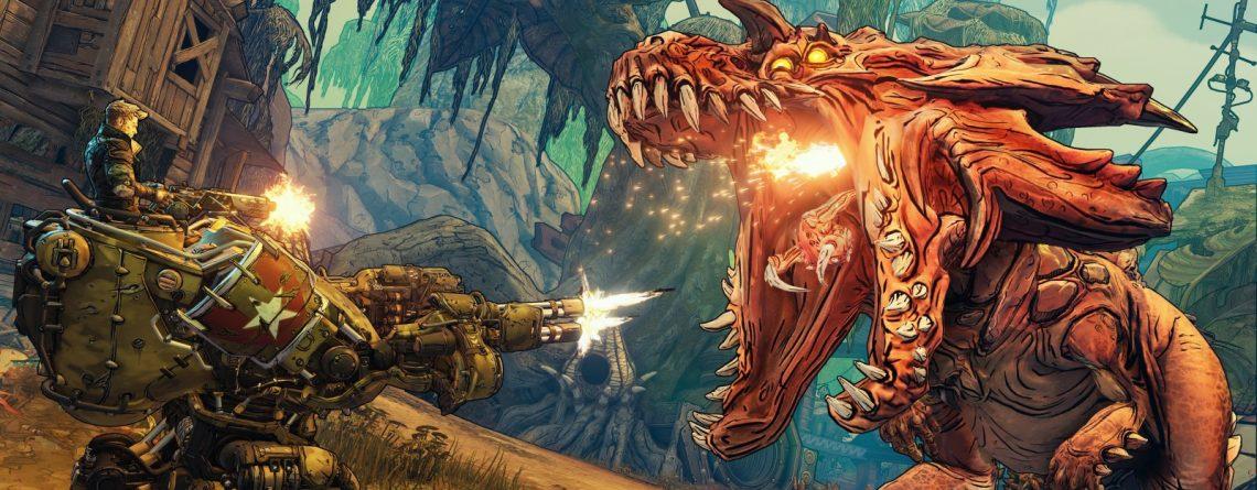 Borderlands 3: Kreativ-Chef kam von MMORPG ESO, brachte 2 coole Coop-Ideen mit