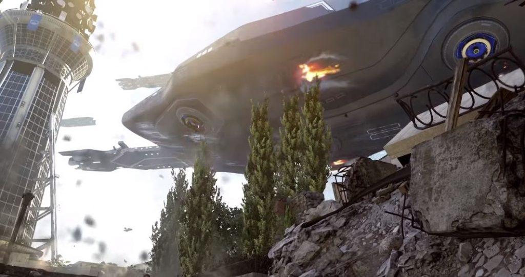 Infinite Warfare Call of Duty Screen