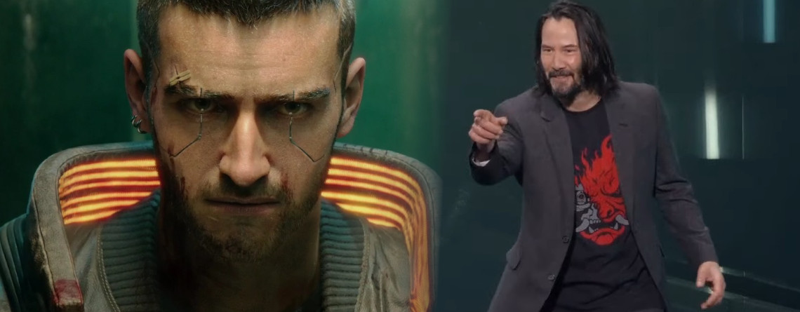 Weil er auf der E3 dreist reingerufen hat, bekommt er Cyberpunk 2077 umsonst