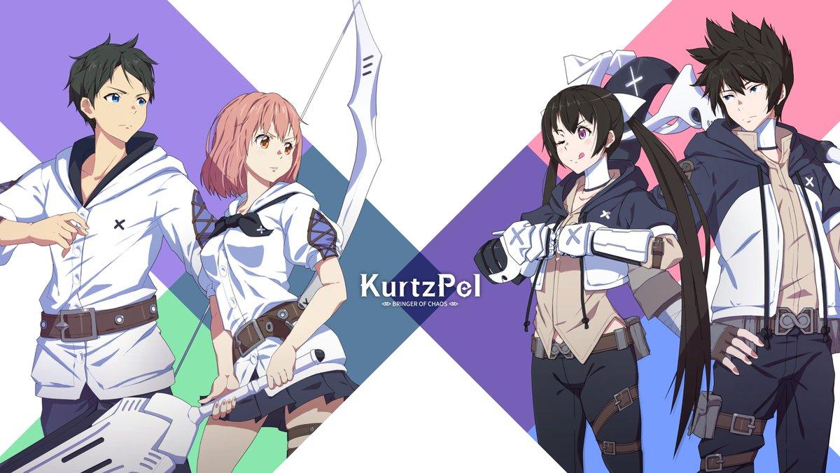 Das neue Anime-Game KurtzPel hat heute Steam-Launch in Europa